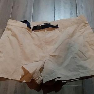 American Eagle Khaki Shorts Sz 14